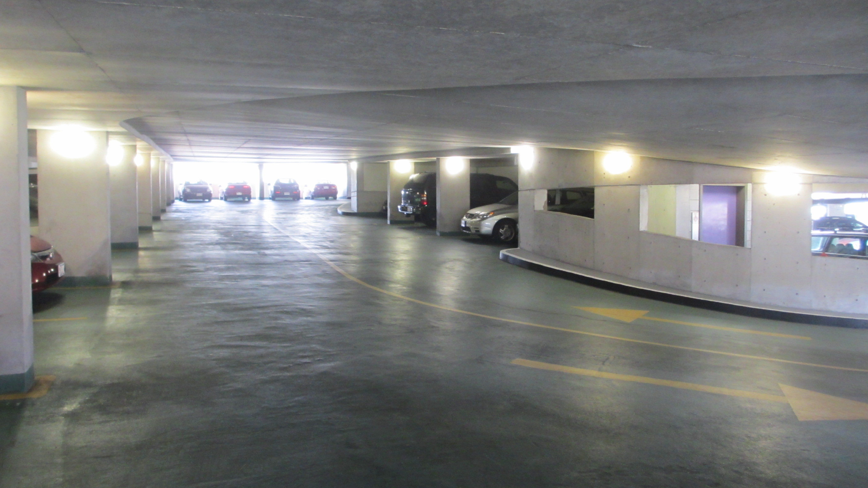 View Photos Of Our Back Bay Parking Garage Westland